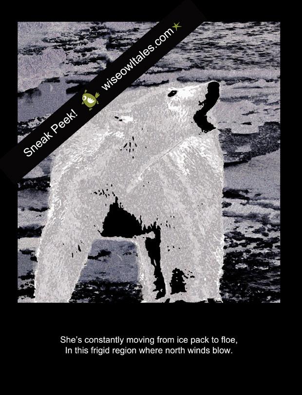 Nanuk – A Hopeful Polar Bear Tale